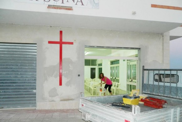 chiesa triscina selinunte
