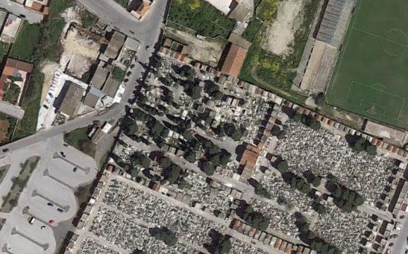 cimitero castelvetrano