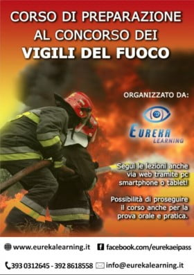 concorso vigili del fuoco 2