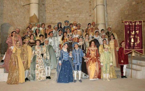 corteo storico san giovanni castelvetrano 2