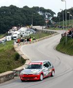 rally crono scalata erice
