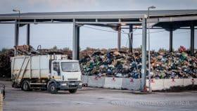 deposito rifiuti castelvetrano