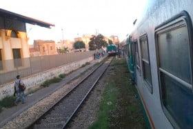 disagi treno