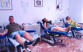 donazione sangue castelvetrano