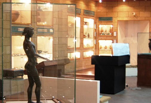 efebo museo castelvetrano