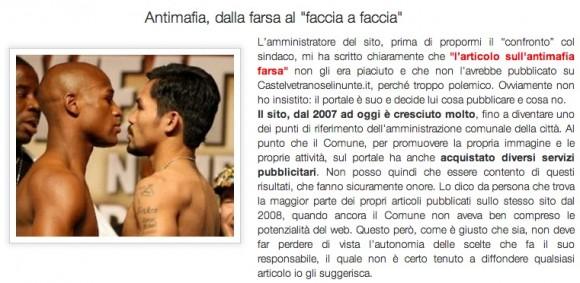 egidio morici blog