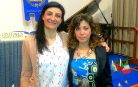 Elena Ferraro e Francesca Capizzi