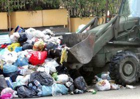 esercito rifiuti