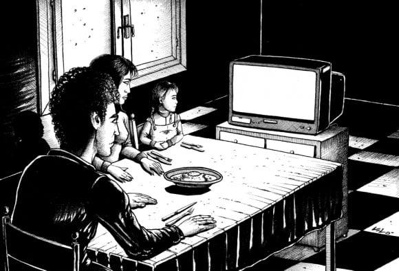 fabio vivona famiglia tv
