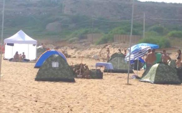 falo spiaggia marinella selinunte