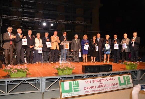 festival cori siciliani