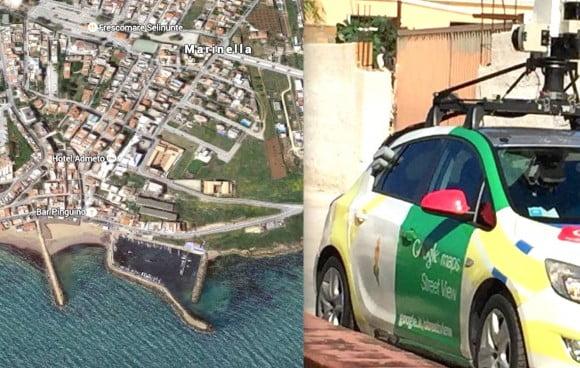 google car selinunte castelvetrano
