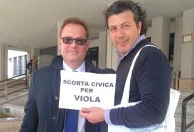 da sin: Gregory Bongiorno, Nicola Clemenza