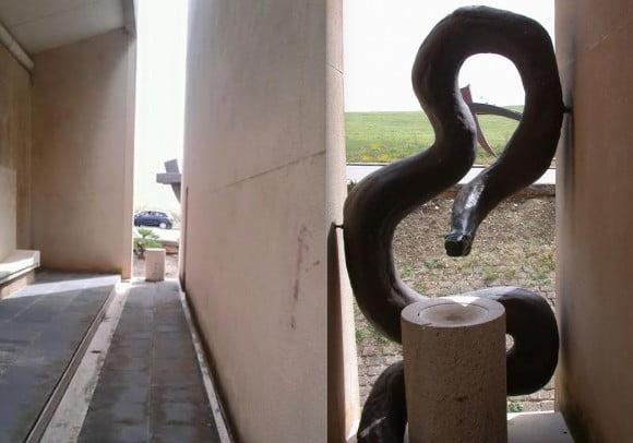 il Serpente di Pier Giulio Montano