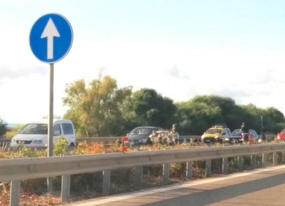 incidente castelvetrano A29 2