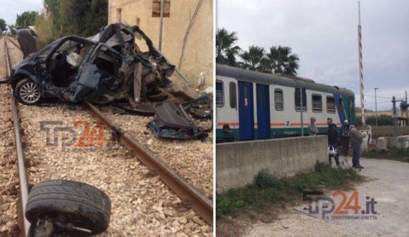 incidente-treno-auto
