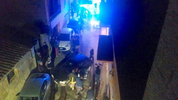 incidente via gorizia