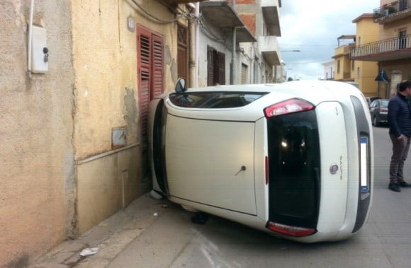 incidente via seggio 2