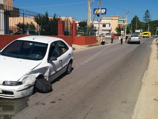 incidente via seggio castelvetrano