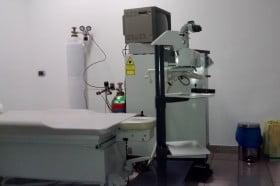 intervento laser