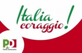 italia coraggio PD