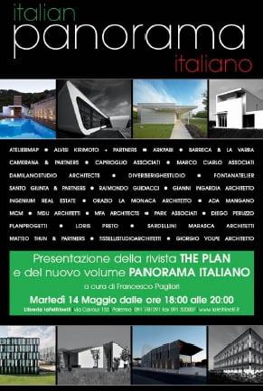 italian panorama italiano volume