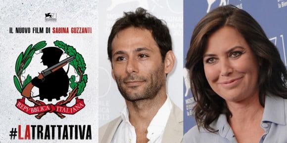 La Locandina - Sandro Maria Campagna - Sabina Guzzanti