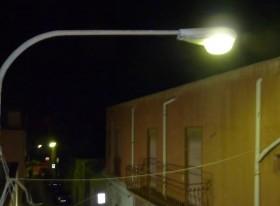 lampione castelvetrano