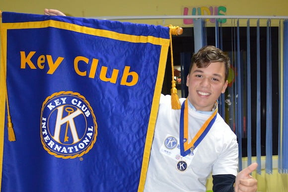 lanzoni kiwanis key club