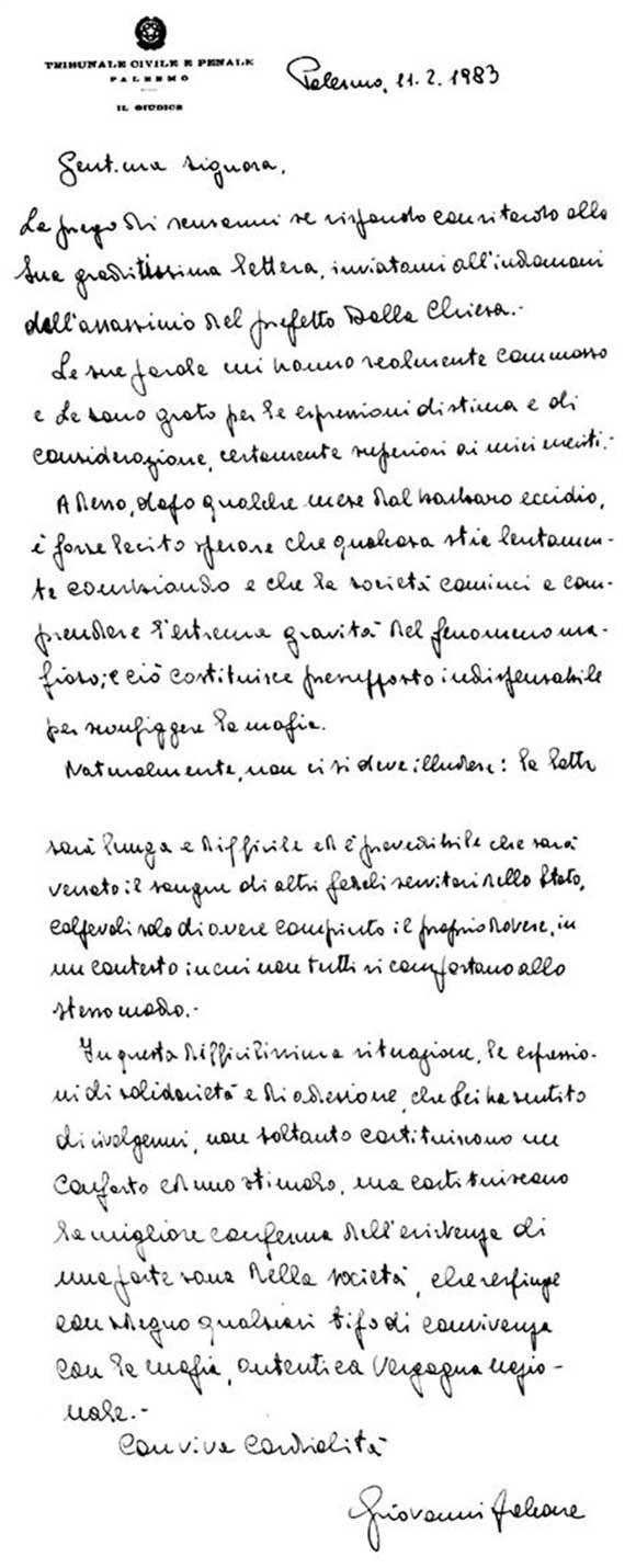 lettera-falcone-Geraldina Piazza