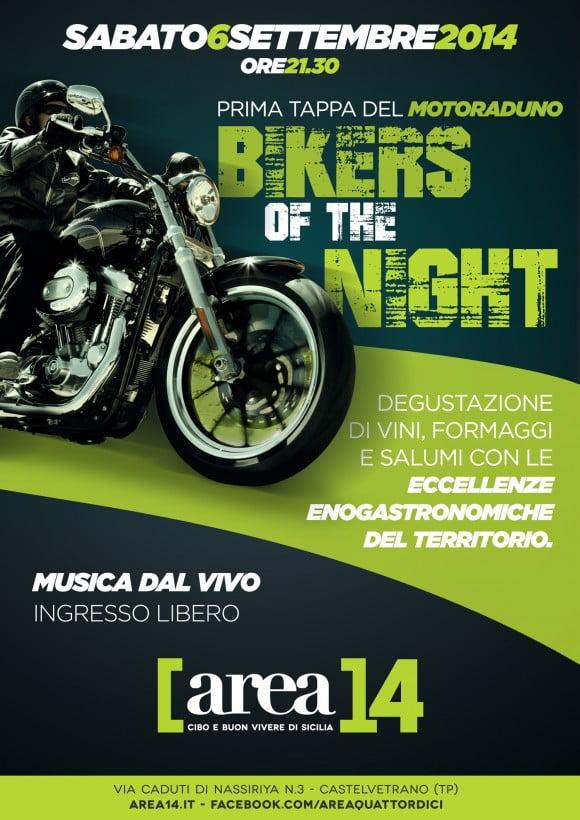 locandina Bikers of the night