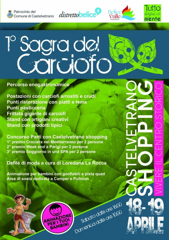 locandina carciofo def