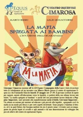 mafia spiegata bambini