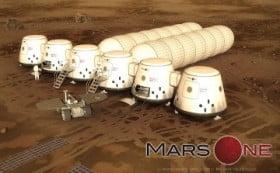 mars one colonizzazione marte