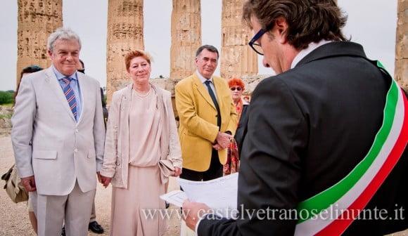 matrimonio civile parco selinunte