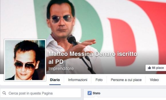 matteo messina denaro facebook 4