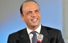 Angelino Alfano, leader del Nuovo Centro Destra