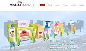 offerta lavoro visual impact