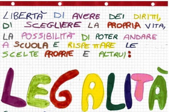 Educazione alla legalit nelle scuole italiane errante for Cosa mettere sulla madia