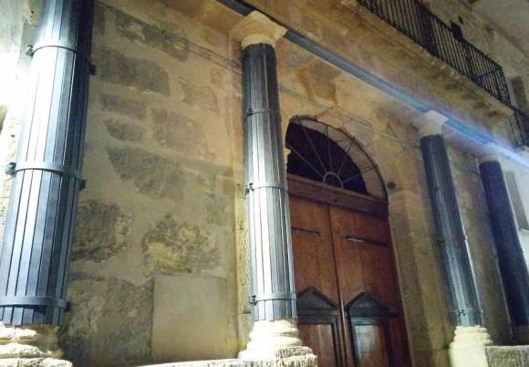 palazzo pavone castelvetrano