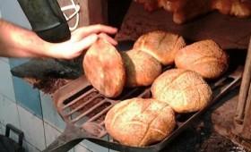 pane farina russello