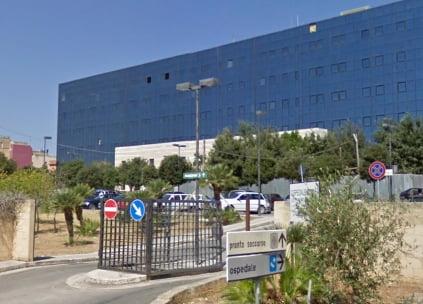 parcheggio ospedale castelvetrano