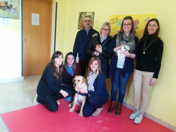 pet therapy castelvetrano