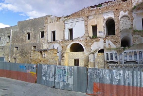 piazza archimede castelvetrano