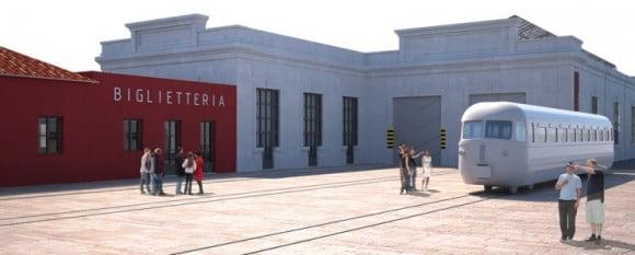 progetto ferrovie castelvetrano