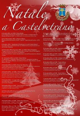 programma natale Castelvetrano