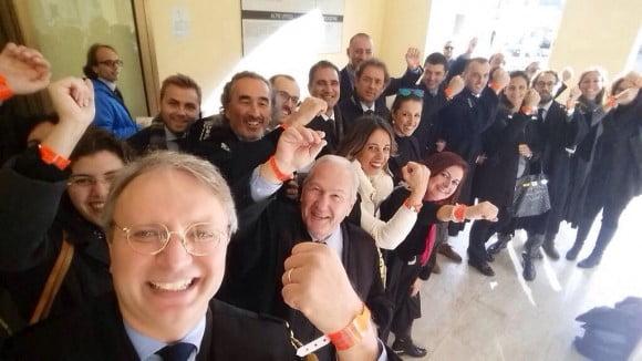 protesta avvocati penalisti 2