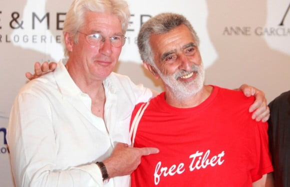 richard gere Renato Accorinti