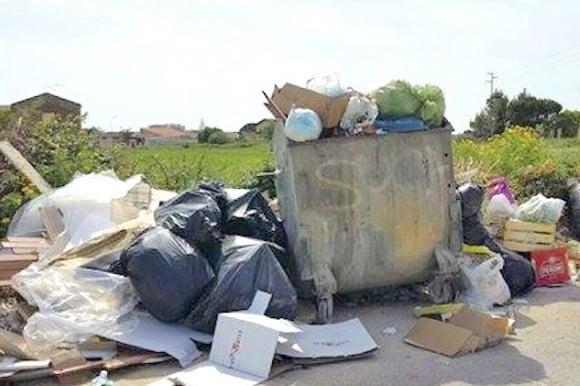 rifiuti castelvetrano 2015