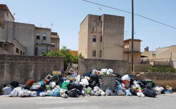 rifiuti castelvetrano 2016 2